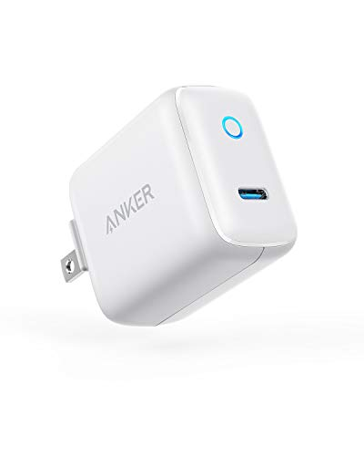Anker PowerPort C1(15W 1ポート USB-C急速充電器)【PSE認証済/コンパクトサイズ/折りたたみ式プラグ搭載】iPhone XS/XS Max/XR/X / 8 / 8 Plus、 Galaxy S9 / S9+ / S8 / S8+他、各種対応