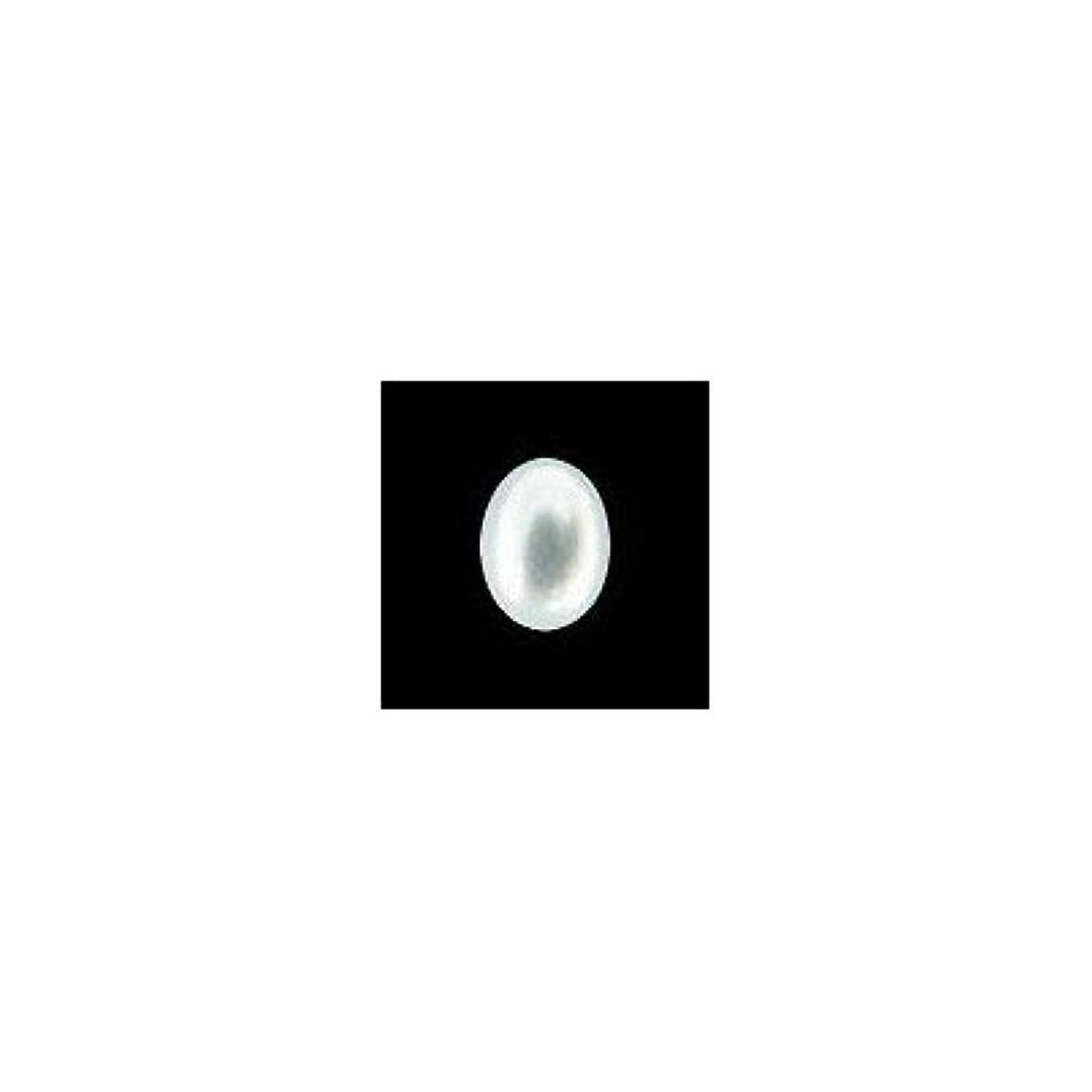 スカリー版可能にするピアドラ 大粒パール オーバル(7×5)24P