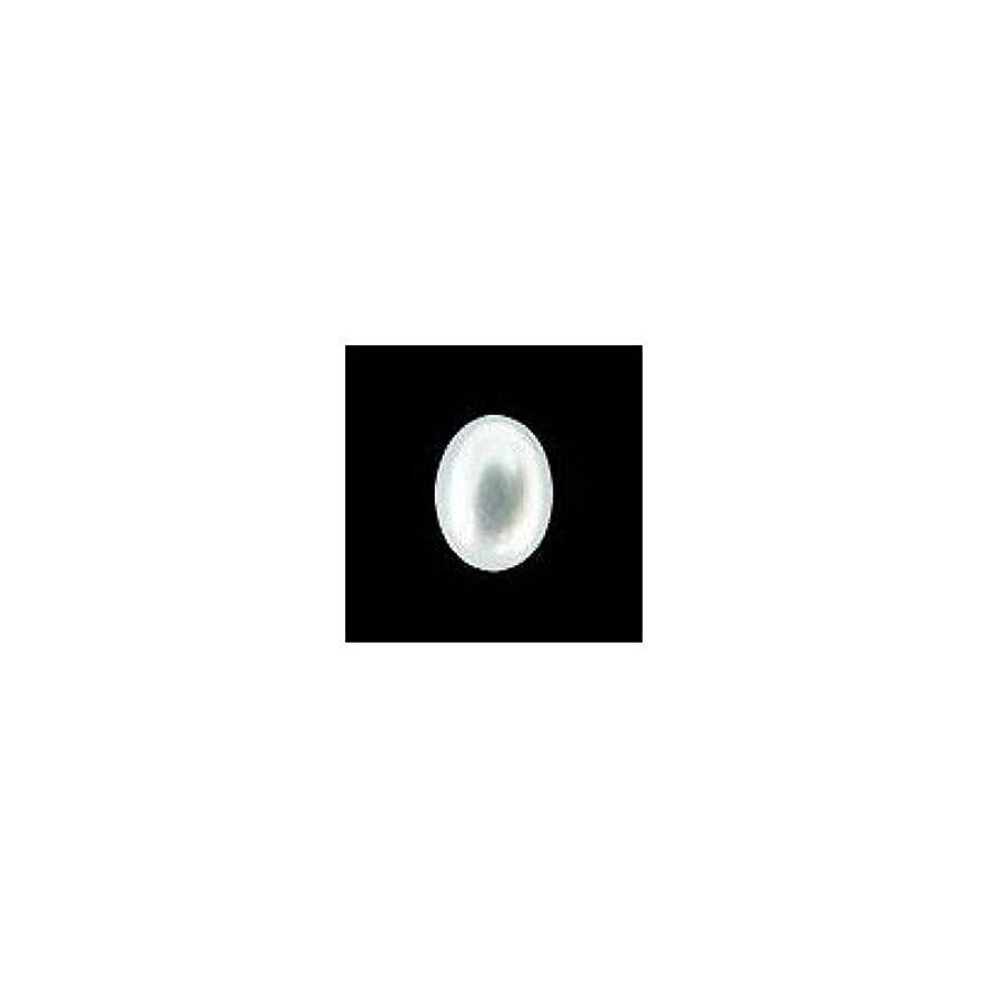 チューブチューブ戦うピアドラ 大粒パール オーバル(7×5)24P