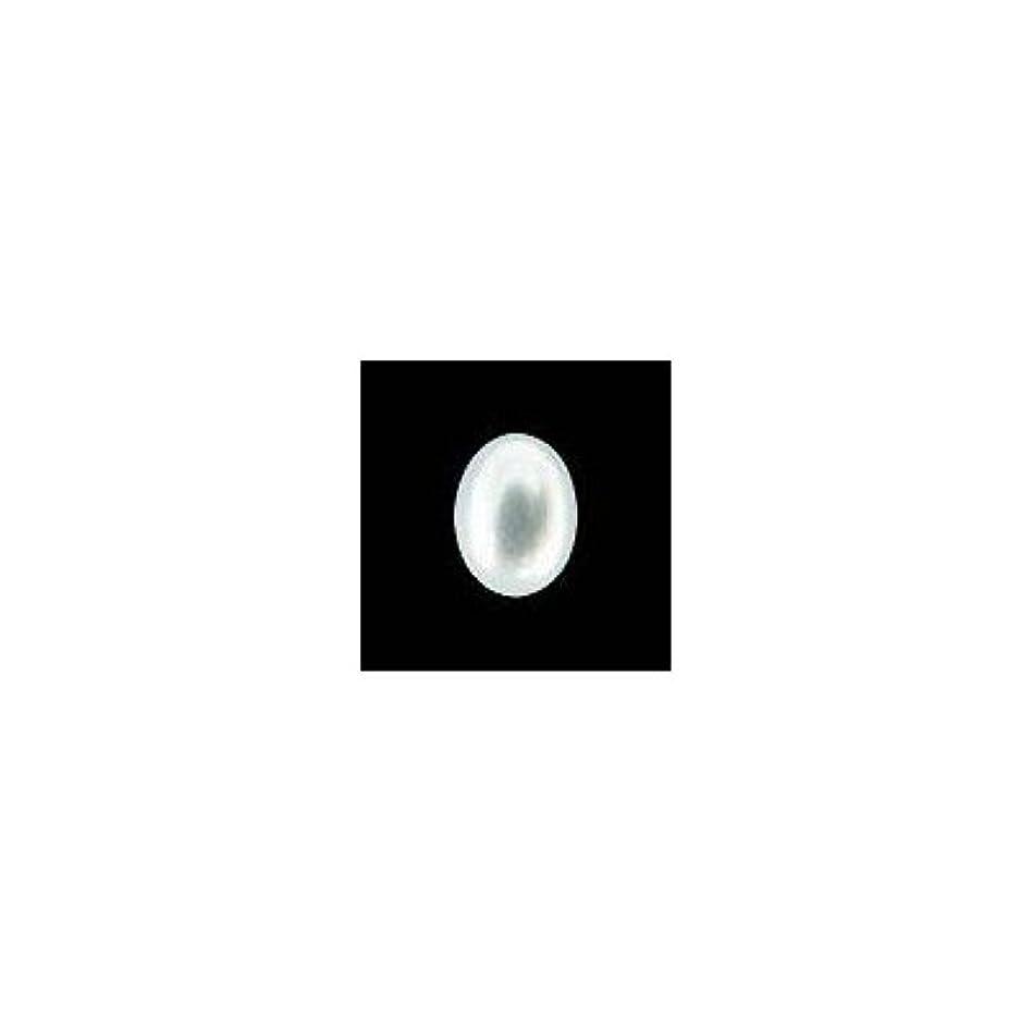 ジャンプする見物人環境に優しいピアドラ 大粒パール オーバル(7×5)24P