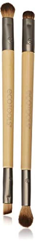 EcoTools Eye Enhancing Duo Set Bamboo & Recycled Materials (並行輸入品)