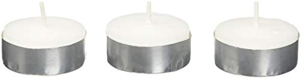 騒ぎカプラーみなさんZest Candle CTZ-008 White Citronella Tealight Candles -100pcs-Box