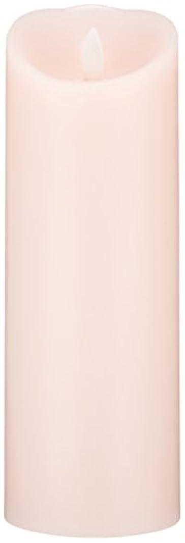 警報雑品カーテンLUMINARA(ルミナラ)ピラー3×8【ギフトボックス付き】 「 ピンク 」 03070030BPK