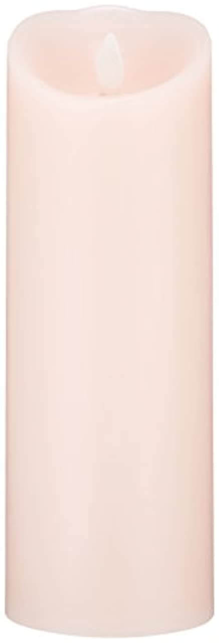 煙振動するレッドデートLUMINARA(ルミナラ)ピラー3×8【ギフトボックス付き】 「 ピンク 」 03070030BPK