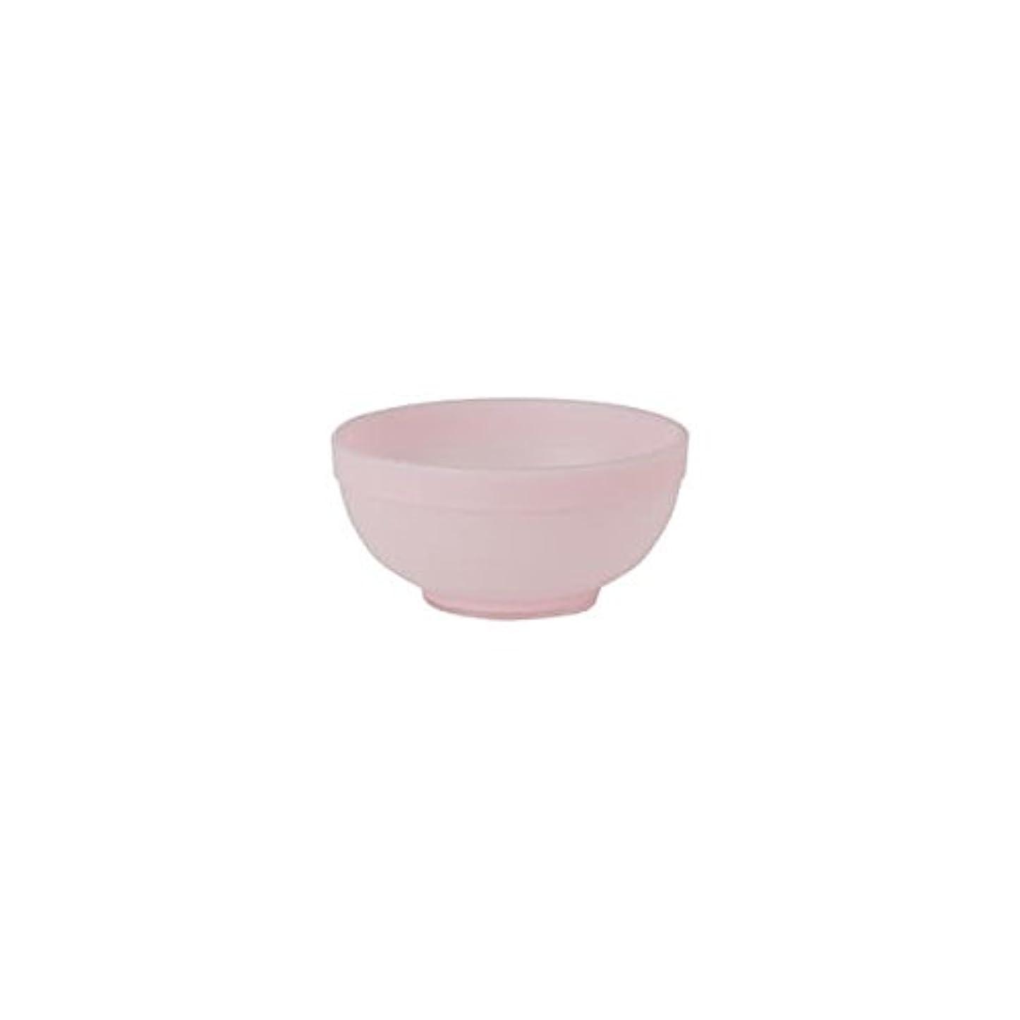 マイスター カラーボウル (Sサイズ) 直径6.5cm ライトピンク [ カラーボール プラスチックボウル プラスチックボール カップボウル カップボール エステ サロン プラスチック ボウル カップ 割れない 歯科 ]