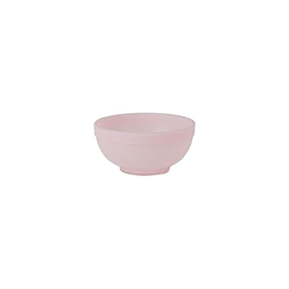 ボートラッチぬるいマイスター カラーボウル (Sサイズ) 直径6.5cm ライトピンク [ カラーボール プラスチックボウル プラスチックボール カップボウル カップボール エステ サロン プラスチック ボウル カップ 割れない 歯科 ]