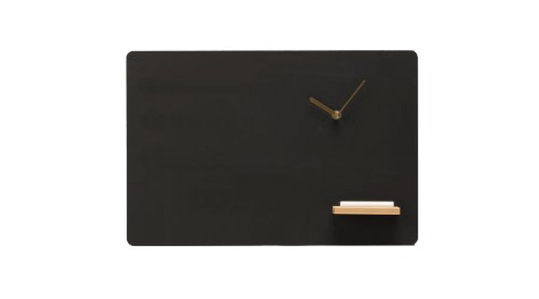 La Luz Inc. 黒板クロック ボード 108550