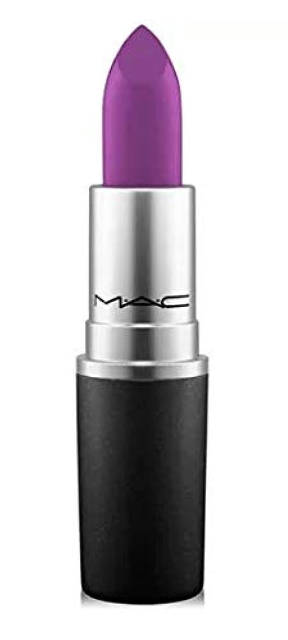 持続するピカリング線マック MAC Lipstick - Plums Heroine - bright purple (Matte) リップスティック