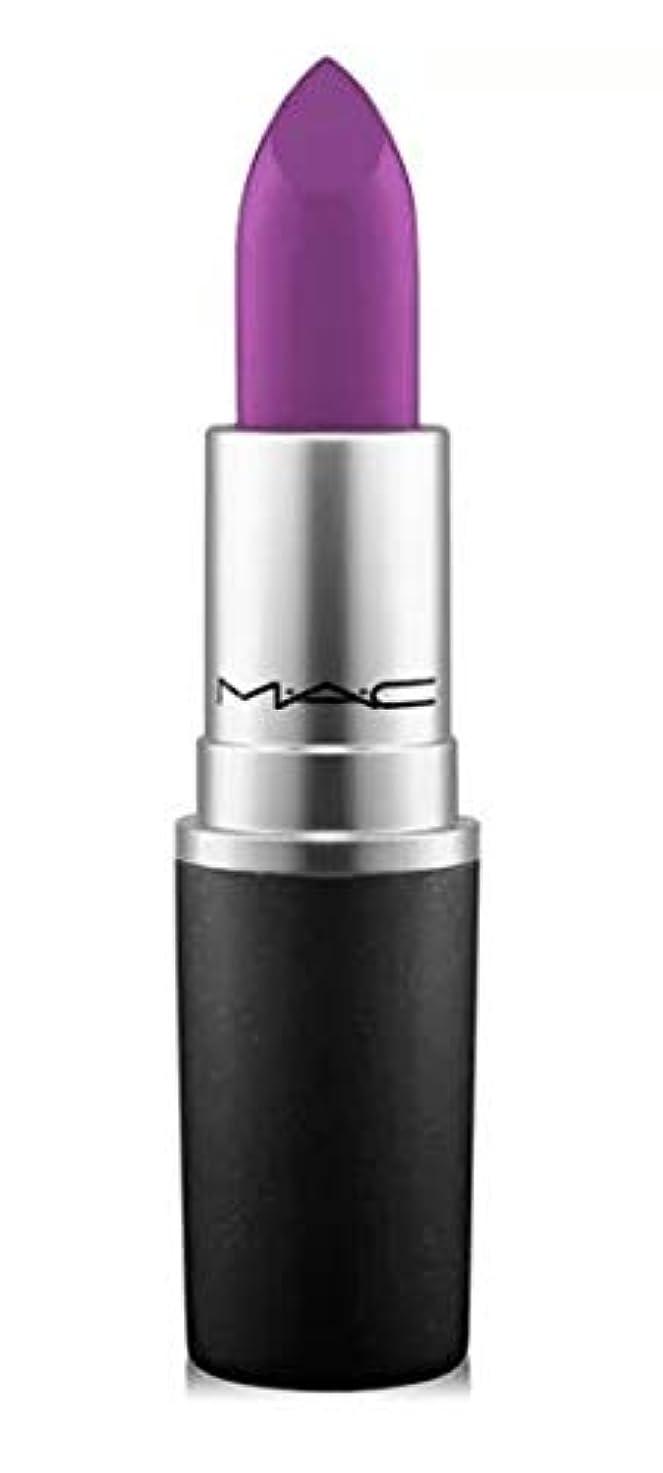 川契約する最悪マック MAC Lipstick - Plums Heroine - bright purple (Matte) リップスティック