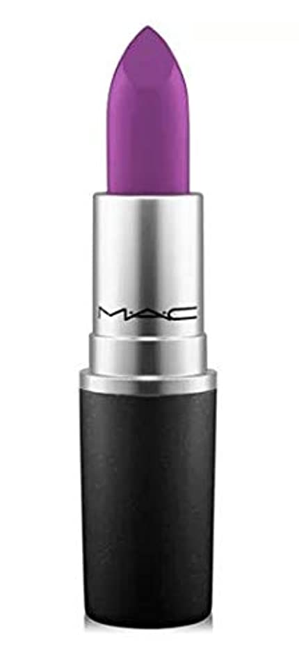 文明皮故国マック MAC Lipstick - Plums Heroine - bright purple (Matte) リップスティック
