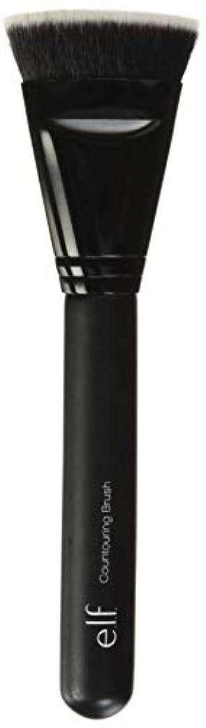 悲惨離れた時期尚早e.l.f. Studio Contouring Brush EF84035 (並行輸入品)