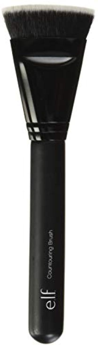 また明日ねパニックイデオロギーe.l.f. Studio Contouring Brush EF84035 (並行輸入品)