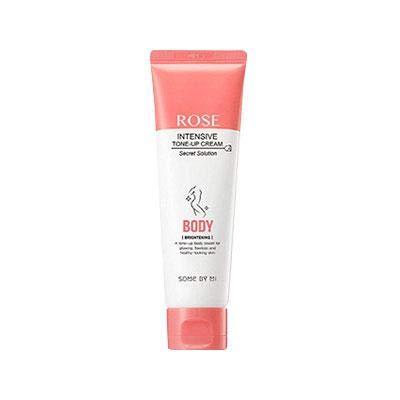 Ifactory Somebymi Rose Body Tone Up Whitening Cream 80ml 2.7oz