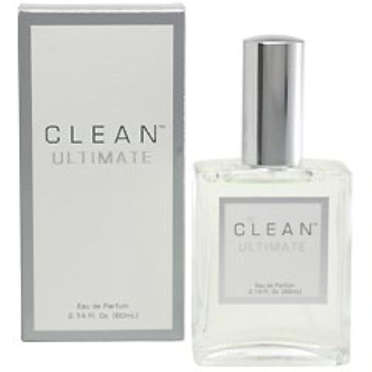 強化するモードリン生産性Clean Ultimate (オルティメイト) 2.14 oz (60ml) EDP Spray by Clean for Women