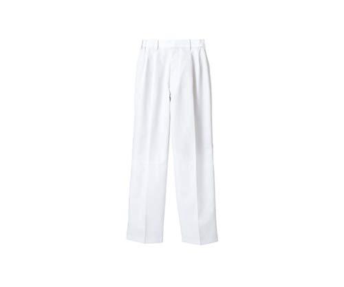 住商モンブラン MONTBLANC(モンブラン) パンツ 兼用 裾インナー付 白 SS RS7511-2