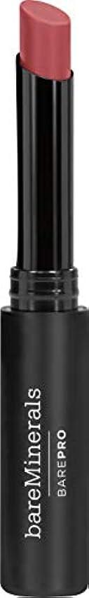 暗くするプロット同僚ベアミネラル BarePro Longwear Lipstick - # Bloom 2g/0.07oz並行輸入品