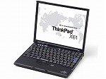 レノボ・ジャパン ThinkPad X61 (T7300/1024/120/XP/12TFT)T 76754BJ