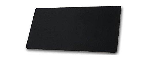 A&E これ便利マウス操作範囲拡大 ビックサイズ 大型 マウスパッド (ブラック, 30cm×80cm) A&E