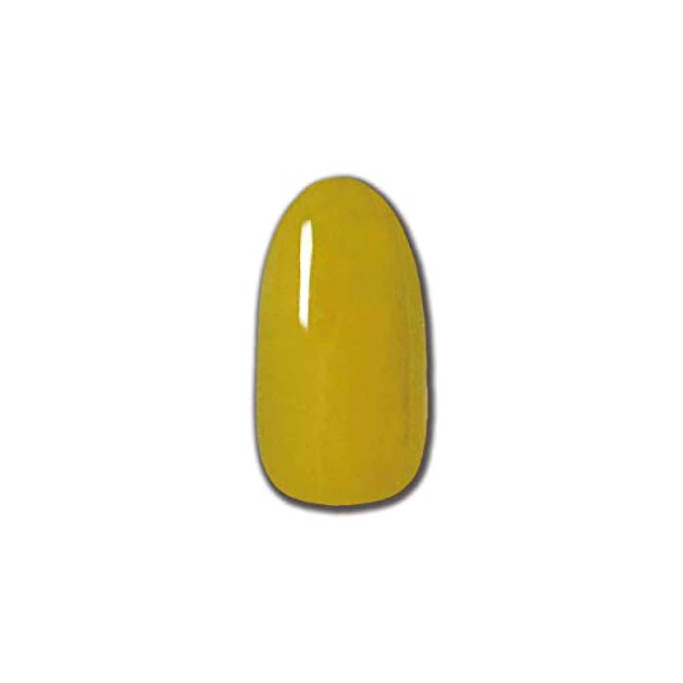 どれく冷酷なT-GEL COLLECTION カラージェル D200 オリーブマスタード 4ml
