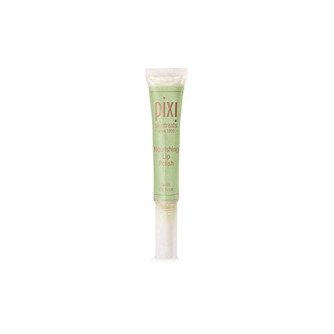 流出国民誰でも栄養リップポリッシュ x2 - Pixi Nourishing Lip Polish (Pack of 2) [並行輸入品]