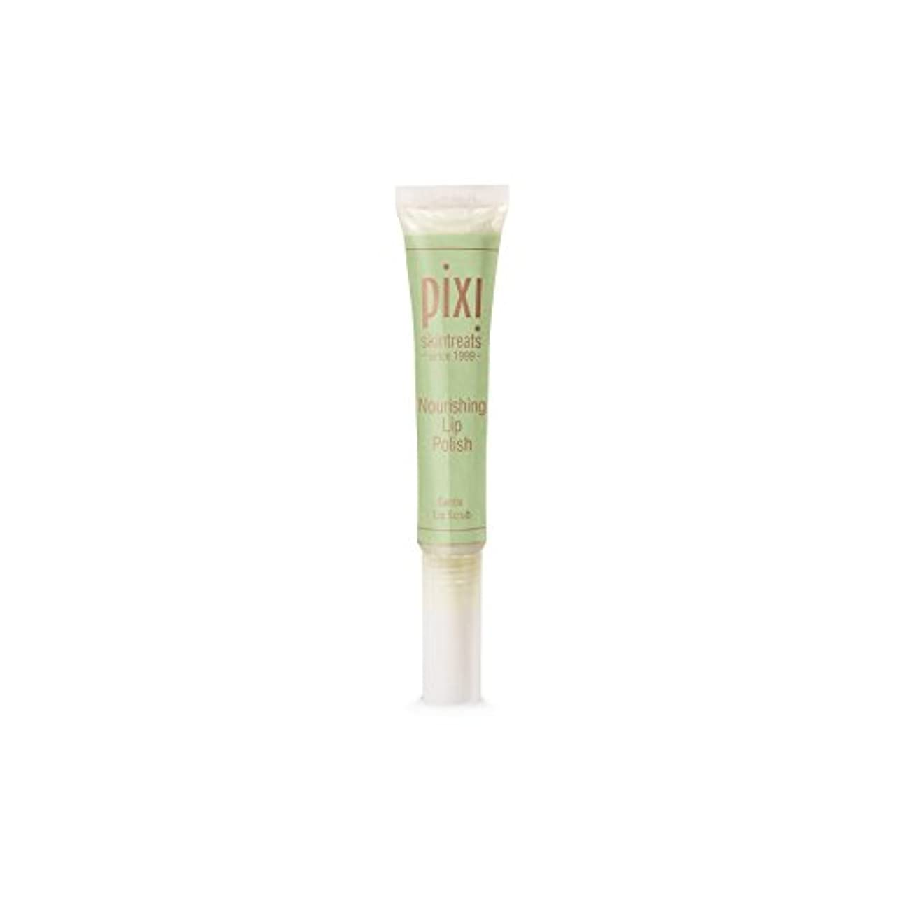 赤道入力明るいPixi Nourishing Lip Polish (Pack of 6) - 栄養リップポリッシュ x6 [並行輸入品]