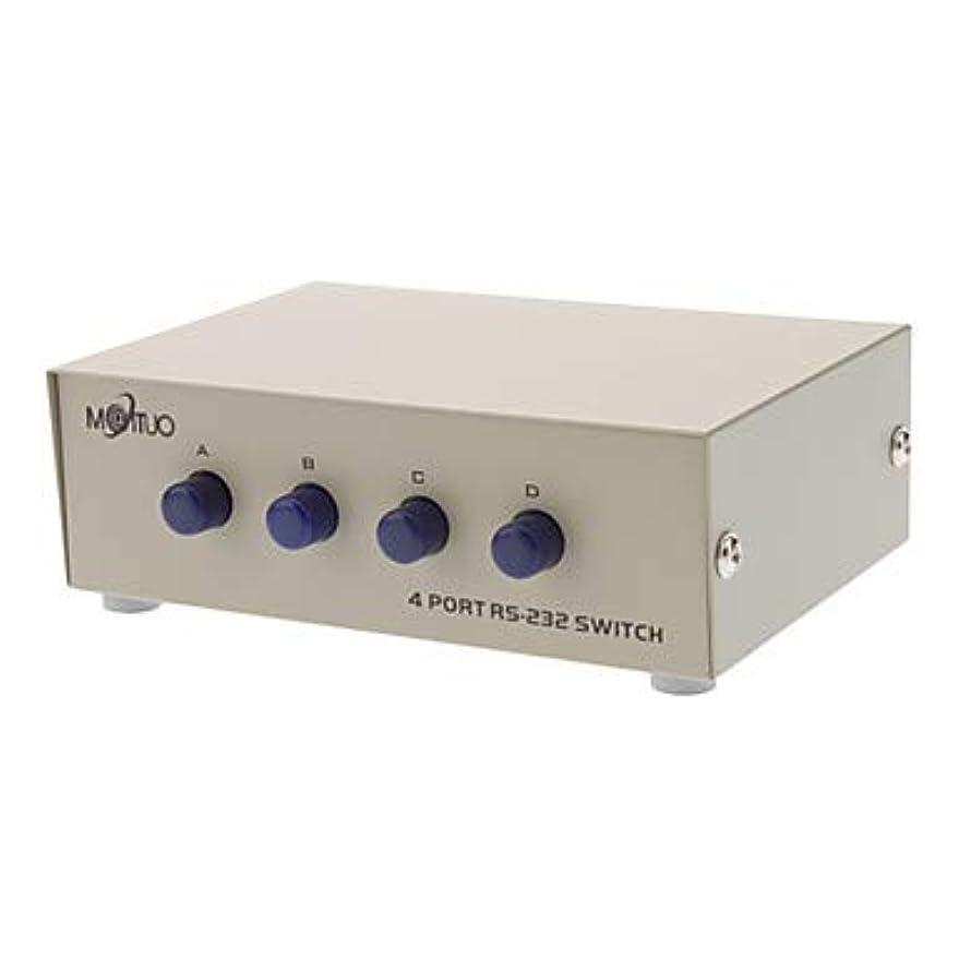 王室松の木投資QAZSE 4ポートマニュアルRS-232シェアスイッチPC toシリアルデバイス