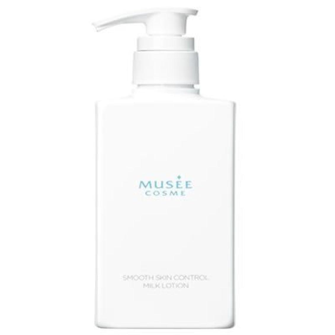 神話信号いっぱいミュゼ 薬用スムーススキンコントロールミルクローション 300ml ホワイトジャスミンの香り [並行輸入品]