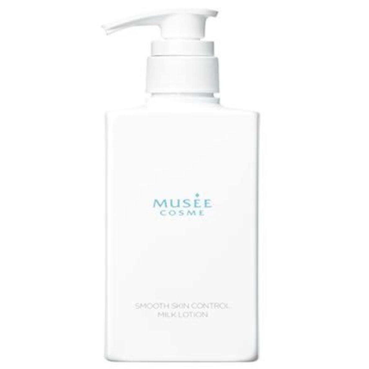 ミッション小数マイクロフォンミュゼ 薬用スムーススキンコントロールミルクローション 300ml ホワイトジャスミンの香り [並行輸入品]