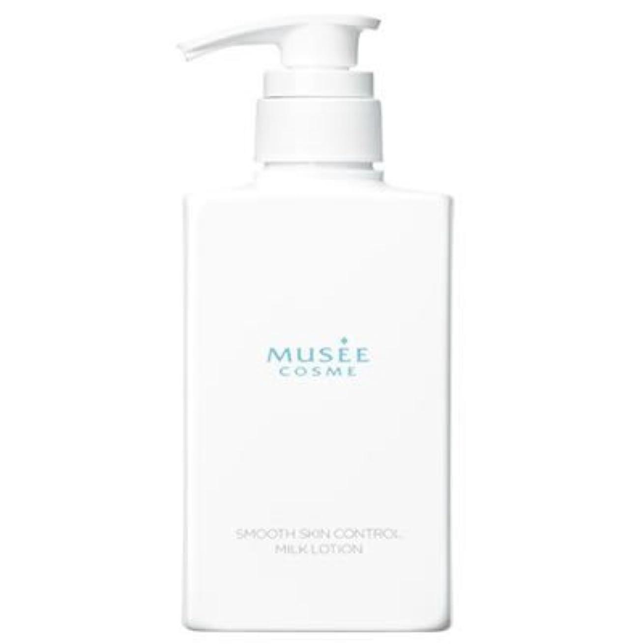 アンソロジー静かな船外ミュゼ 薬用スムーススキンコントロールミルクローション 300ml ホワイトジャスミンの香り [並行輸入品]