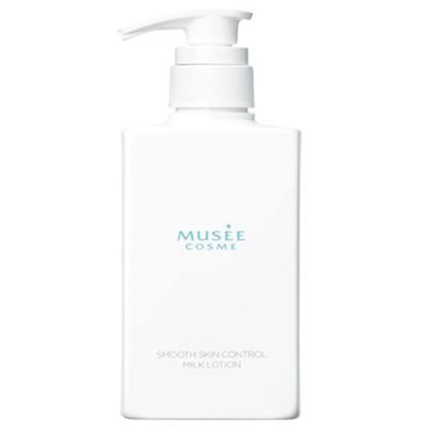 歩く手順成長するミュゼ 薬用スムーススキンコントロールミルクローション 300ml ホワイトジャスミンの香り [並行輸入品]