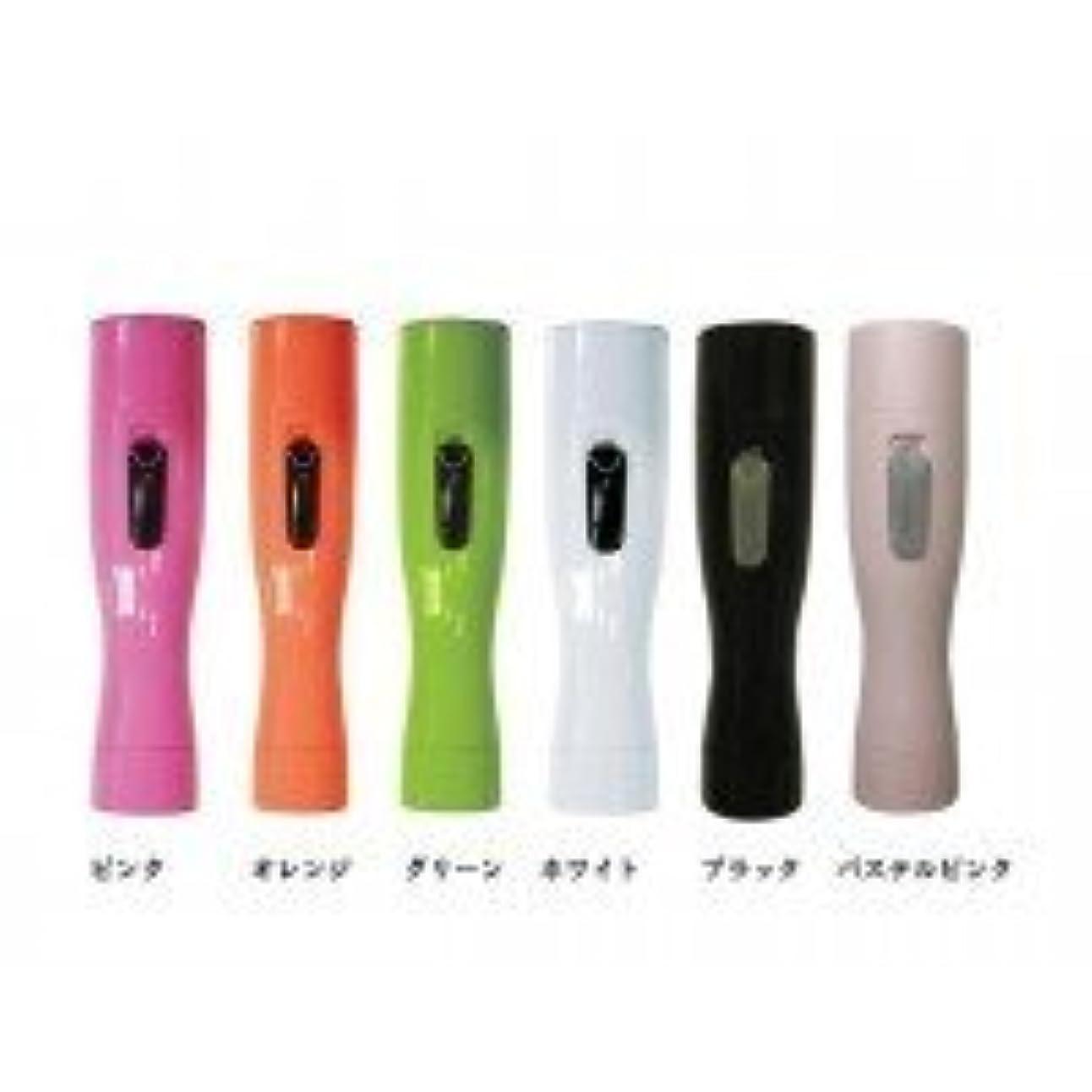 血かなりの仕立て屋乾電池式シェーバー ソルスティックミニ(sol stick mini) ピンク?APS-01PK