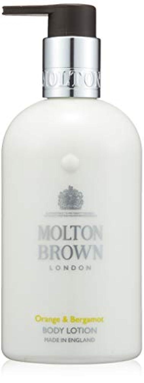 売り手溶かすタバコMOLTON BROWN(モルトンブラウン) オレンジ&ベルガモット コレクション O&B ボディローション