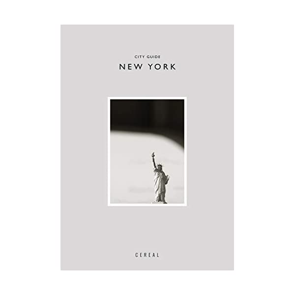 Cereal City Guide: New Yorkの商品画像