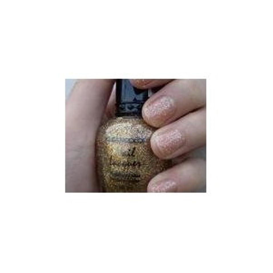 ひどくスリンク粘性のKLEANCOLOR Nail Lacquer 3-24 Carat (並行輸入品)