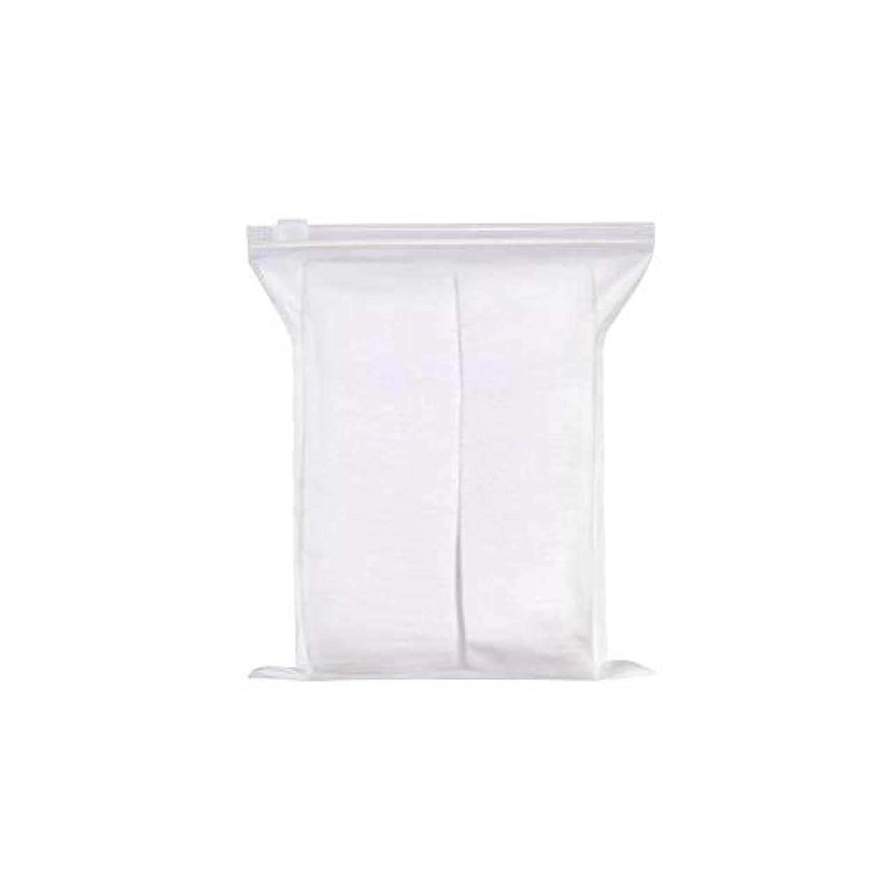 戸口気取らないジョイント240PCSスクエア綿の綿の除去、顔のメイクアップリムーバーパッド