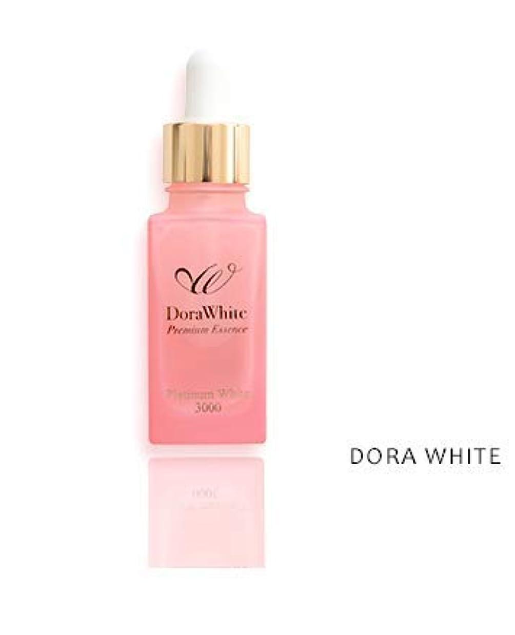 テーマフローティング称賛Dora White ドーラ プレミアムエッセンス 30ml