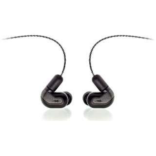 半径re-cable互換hi-resオーディオイヤホンhp-hhr11r (ブラック) & # x3010;日本国内純正製品& # x3011;
