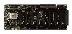Biostar tb250-btc D + lga1151SODIMM ddr424008GPUサポート・マイニング・マザーボード