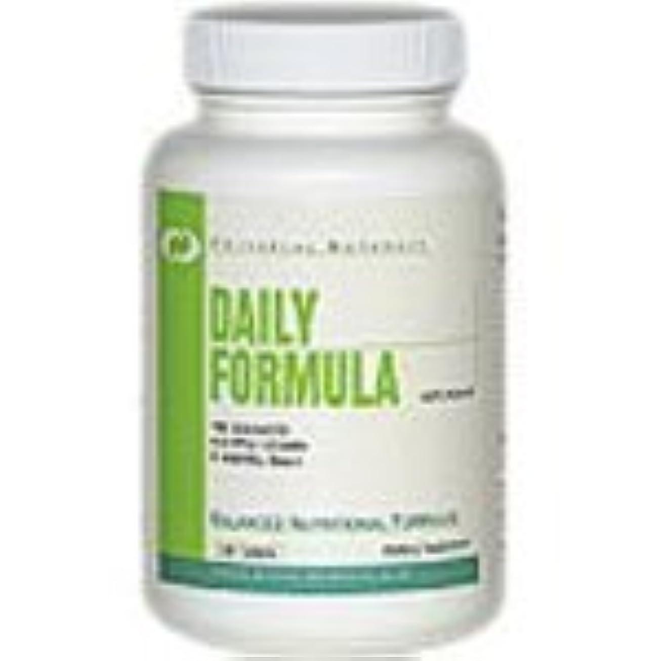 揮発性微生物リビングルームUniversal Nutrition Daily Formula -- 100 Tablets by Universal Nutrition [並行輸入品]