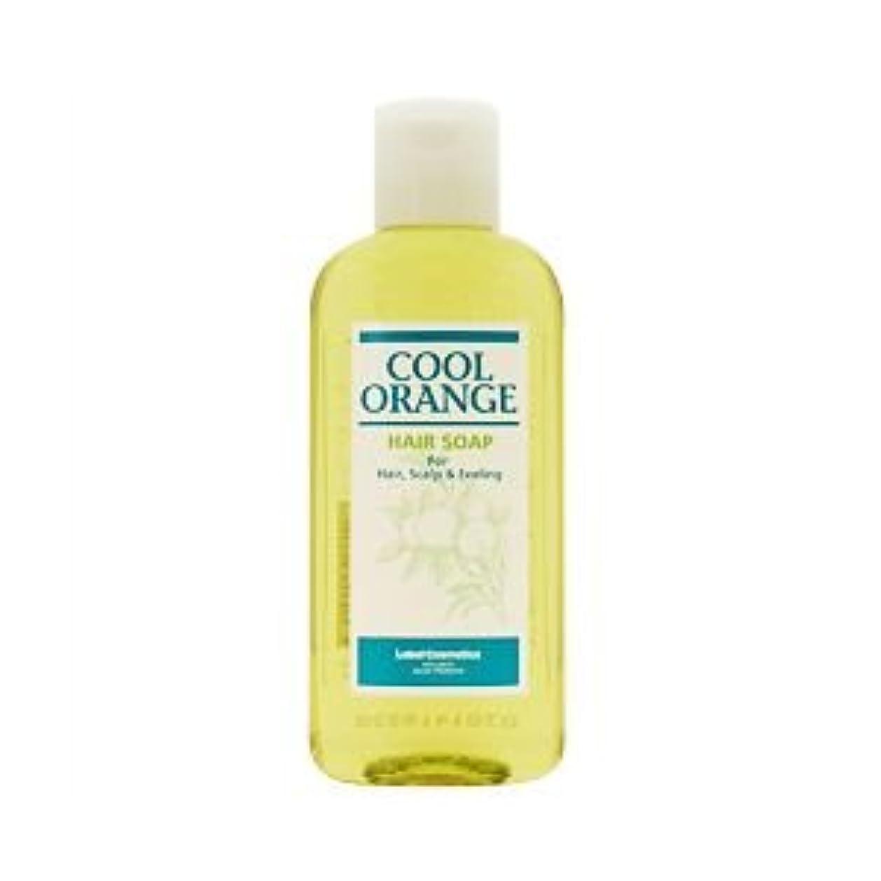同意する本気元のクールオレンジ ヘアソープ 200ml