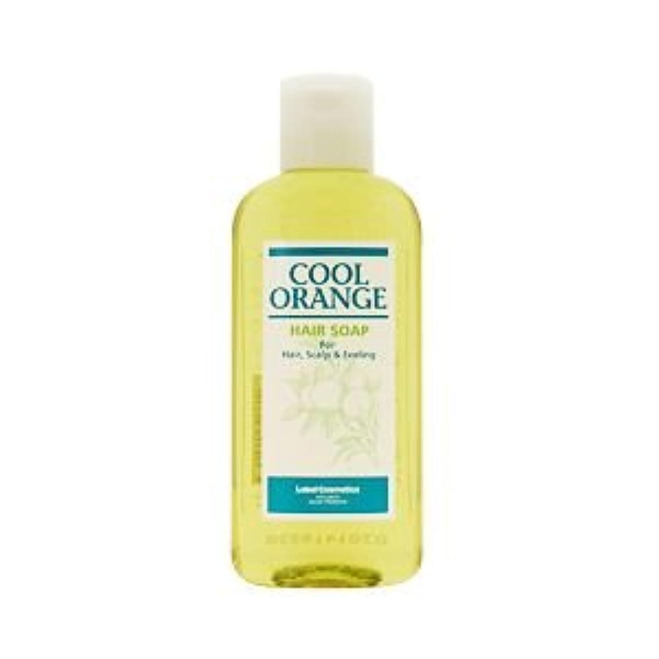 試用詳細な気がついてクールオレンジ ヘアソープ 200ml