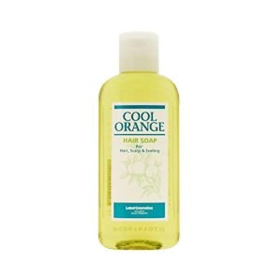 工業用効率的太いクールオレンジ ヘアソープ 200ml