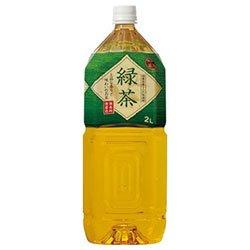 神戸茶房 緑茶 2L ×6本