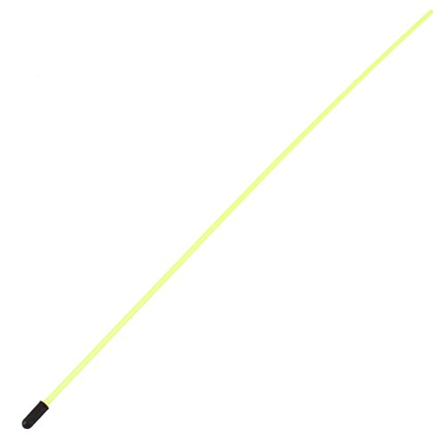 uxcell アンテナパイプ レシーバー ラジコンカー用 3mmX 1.5mm グリーン Arial...