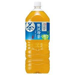 伊右衛門 贅沢冷茶 2L×6本 PET