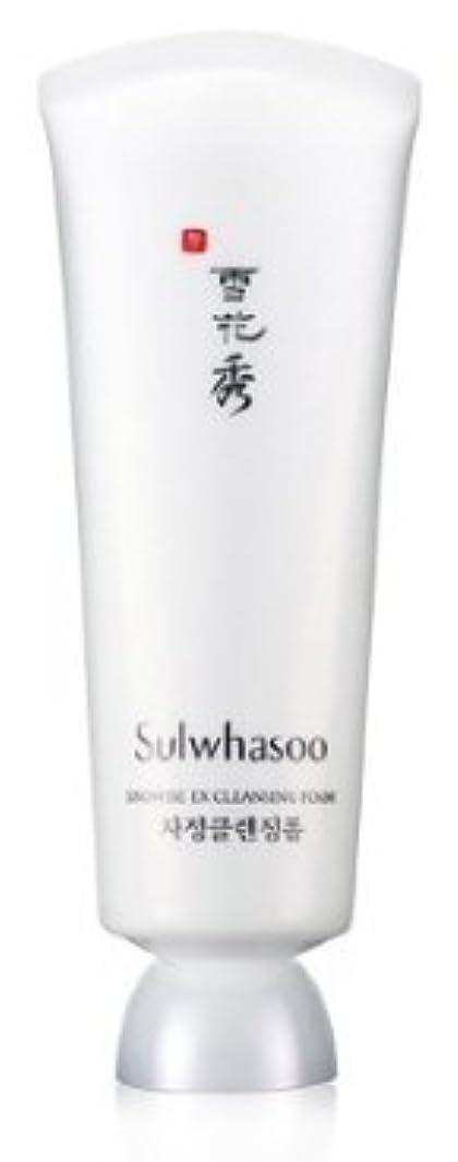 忠実なヒョウ方程式[Sulwhasoo] 雪花秀 自浄クレンジングフォーム / Snowise EX Cleansing Foam 150ml [並行輸入品]