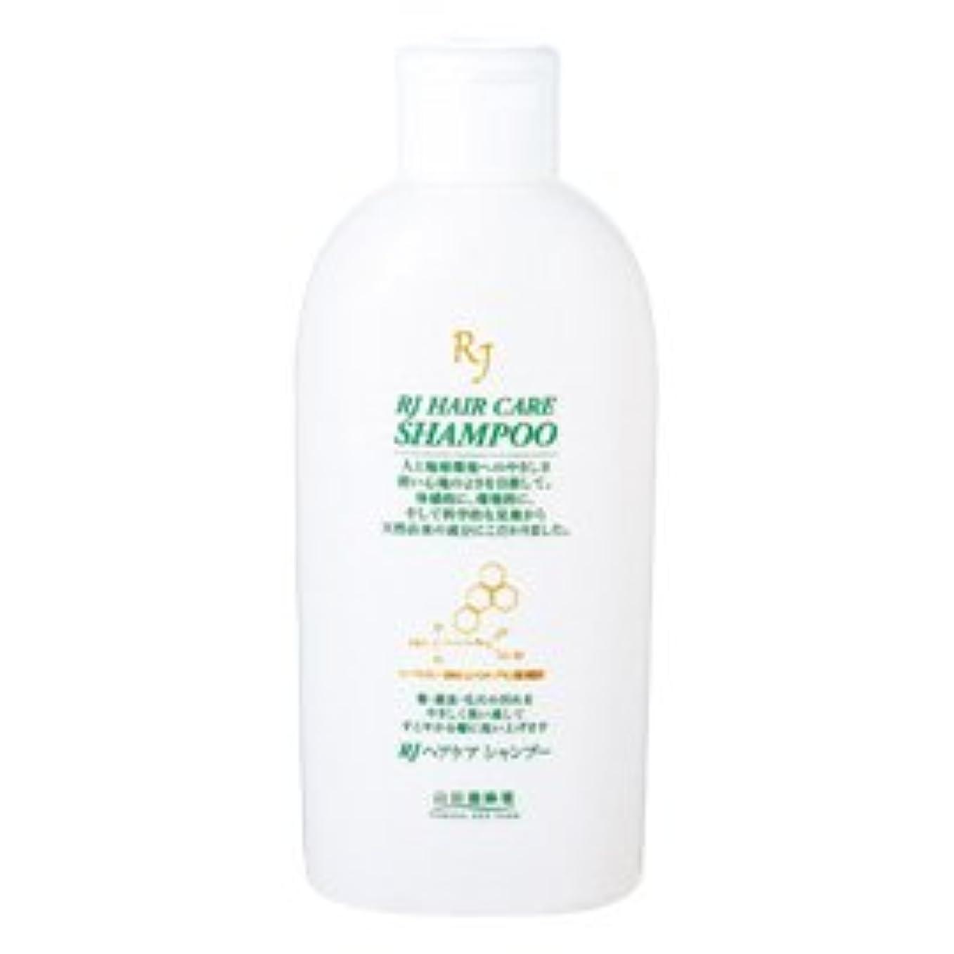 蒸留変化する深めるRJヘアケアシャンプー 300mL/Royal Jelly Hair Care Shampoo<300ml>