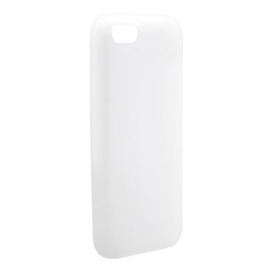 助けになるガレージ物質iBUFFALO iPhone5C用 シリコンケース 液晶保護フィルム付 クリア BSIP13CPCSCR