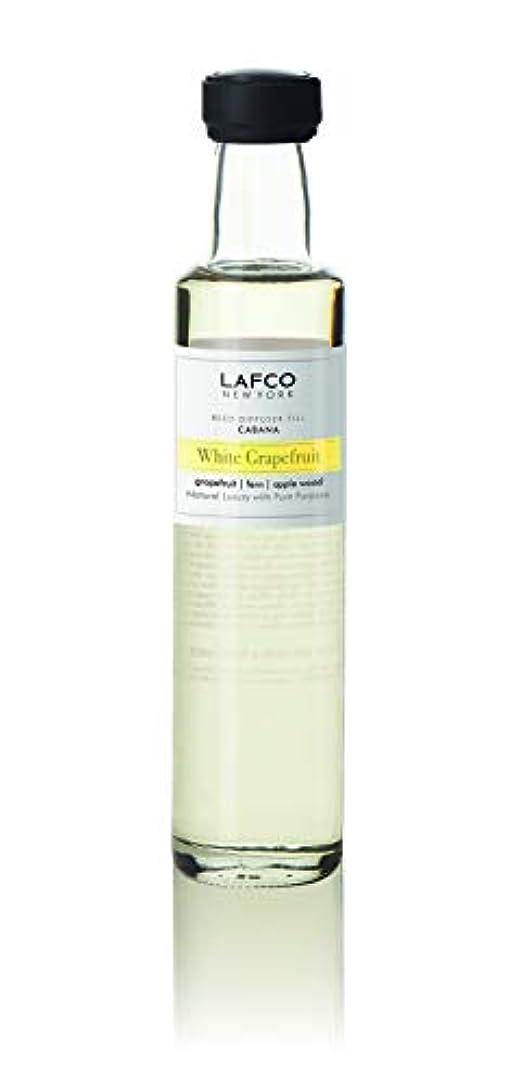 スキッパーエイズチャレンジLAFCO ハウス&ホーム リードディフューザーリフィル White Grapefruit/Cabana(スティック付)250mL