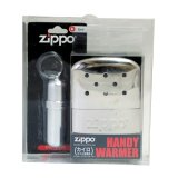 特別セット ZIPPO ハンディーウォーマー(フリース付)+ オイルタンク